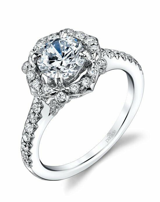 Parade Design Style R3550 from the Hemera Collection Engagement Ring photo