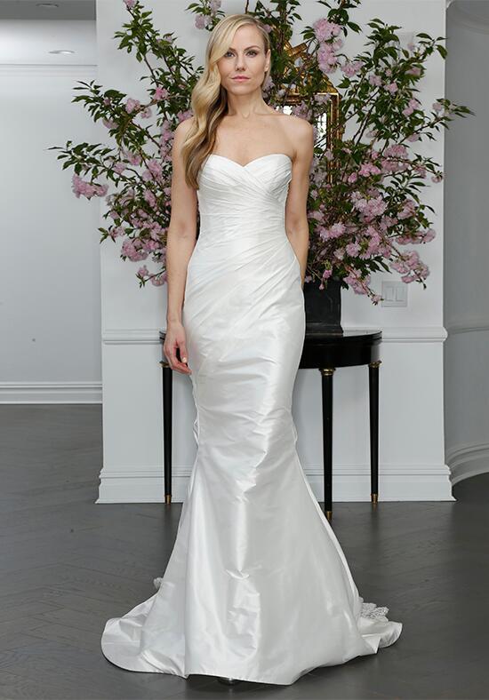 Legends romona keveza wedding dresses for Silk shantung wedding dress