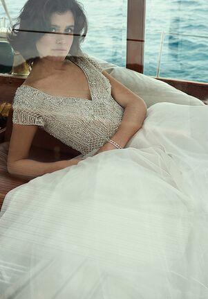 Justin Alexander Avery Ball Gown Wedding Dress