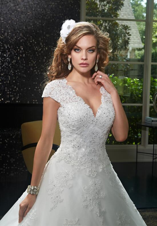 1 Wedding by Mary's Bridal 6401 Wedding Dress photo
