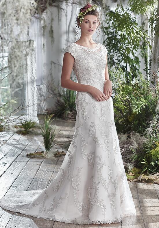 Maggie Sottero Georgianna Wedding Dress photo