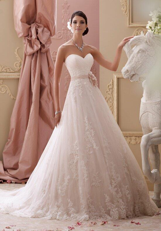 David Tutera for Mon Cheri 115251 Blakesley Wedding Dress photo