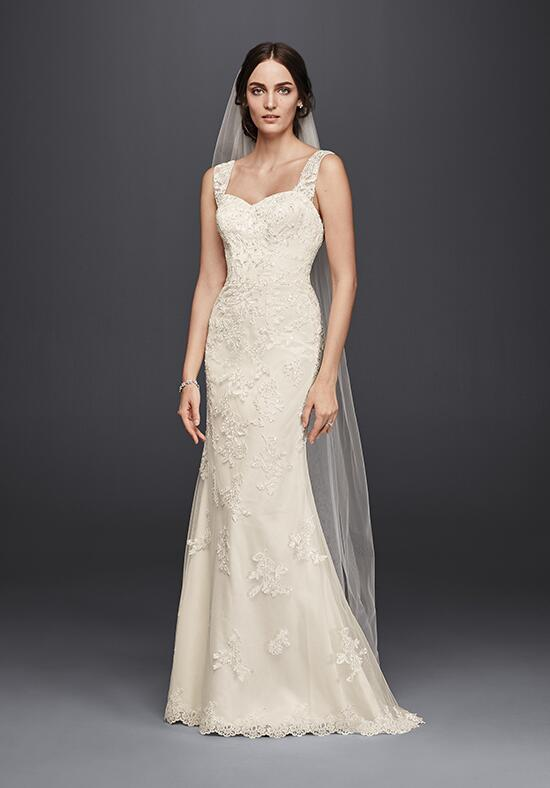 David's Bridal Jewel Style WG3816 Wedding Dress photo