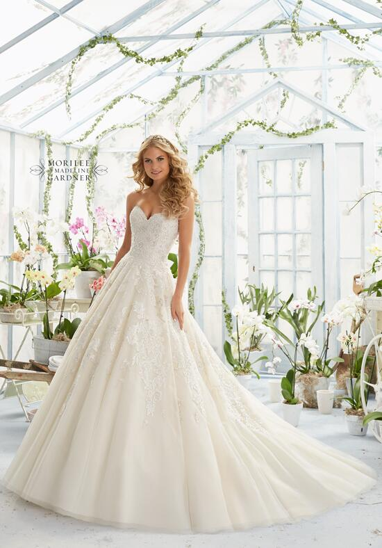 Mori Lee by Madeline Gardner 2808 Wedding Dress photo