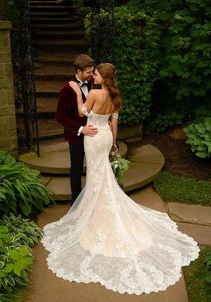 Essense of Australia D2988 Wedding Dress