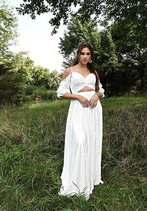 All Who Wander Thea A-Line Wedding Dress