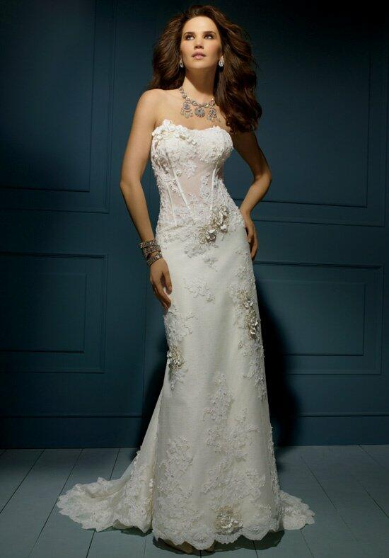 Sapphire by Alfred Angelo 850SLF/850SLFC Wedding Dress photo