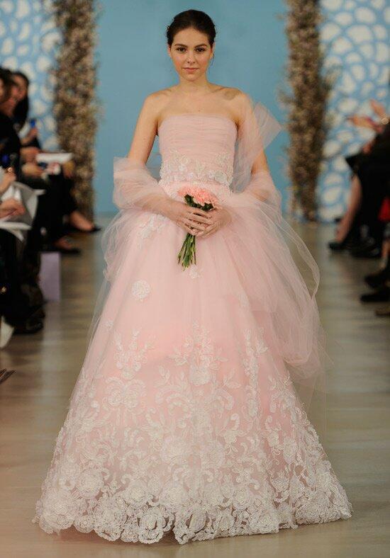 Oscar de la renta wedding dresses for Wedding dresses downtown la