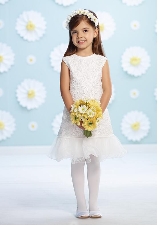 Joan Calabrese by Mon Cheri 116398 Flower Girl Dress photo