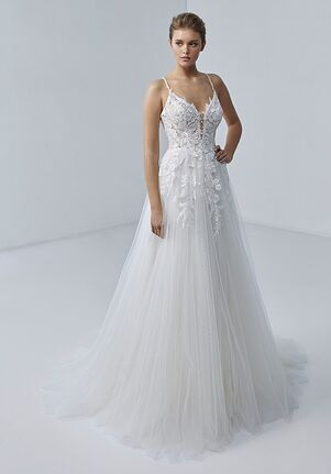ÉTOILE JOIE A-Line Wedding Dress