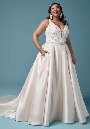 Maggie Sottero SONNET Ball Gown Wedding Dress