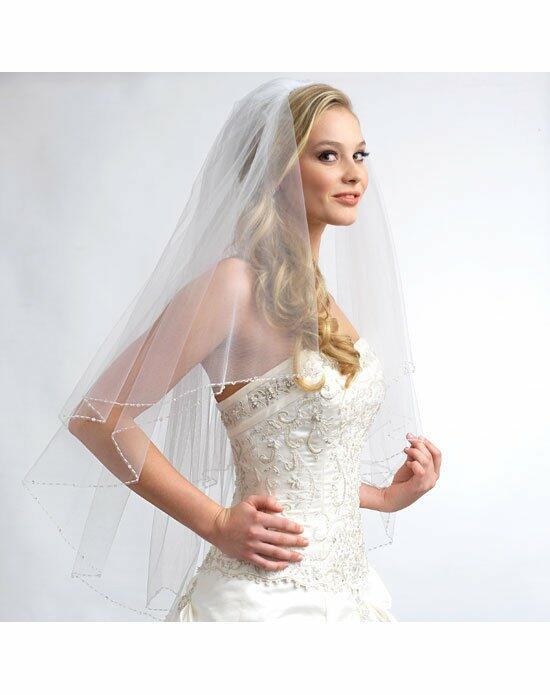 USABride Sophie Swarovski Crystal Veil VB-5013 Wedding Veils photo