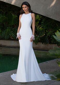 PRONOVIAS ELLEN A-Line Wedding Dress