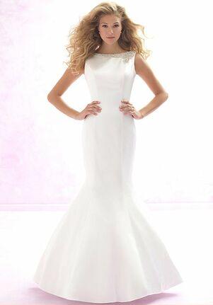 Madison James MJ114 Mermaid Wedding Dress