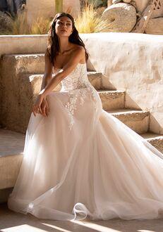 PRONOVIAS BAKER A-Line Wedding Dress