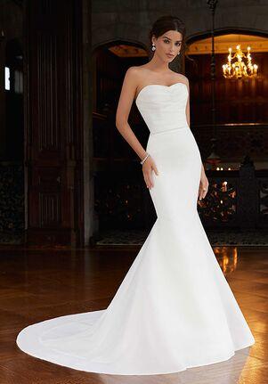 Morilee by Madeline Gardner/Blu Scarlett 5817 Mermaid Wedding Dress