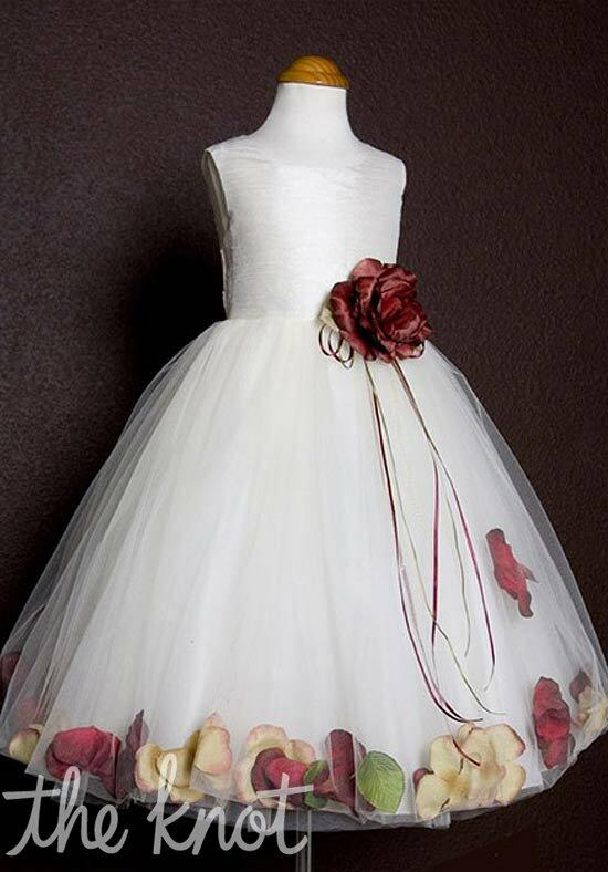 Kids Formal 160 Flower Girl Dress photo
