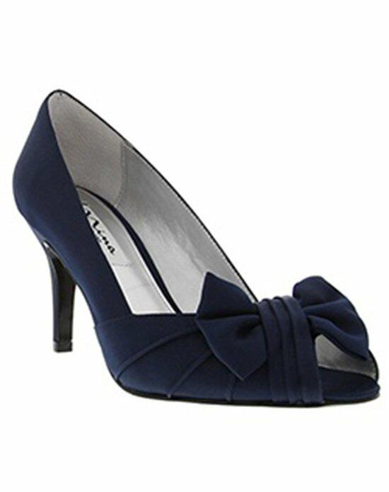 Nina Bridal FORBES_NEW NAVY Wedding Shoes photo