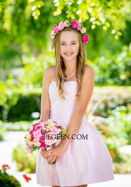 Pegeen.com  306 Flower Girl Dress photo