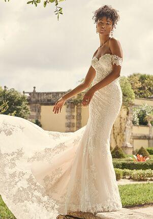 Maggie Sottero KATELL Mermaid Wedding Dress
