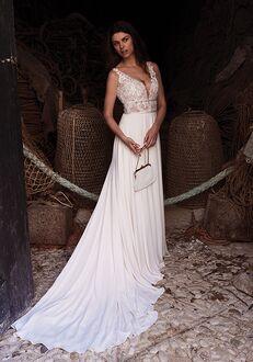 Lillian West 66059 A-Line Wedding Dress