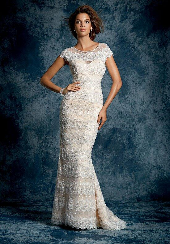 Sapphire by Alfred Angelo 894 Wedding Dress photo