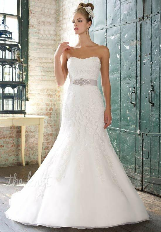 Moonlight Collection J6263 Wedding Dress photo