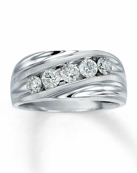 Kay Jewelers 14kw 1ct men's diamond ring-50943101 Wedding Ring photo