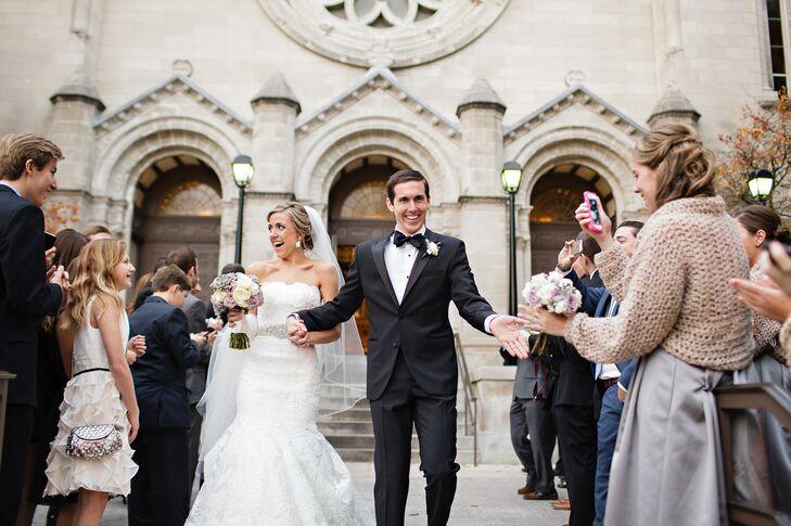 Amanda and Luke Wedding Recessional
