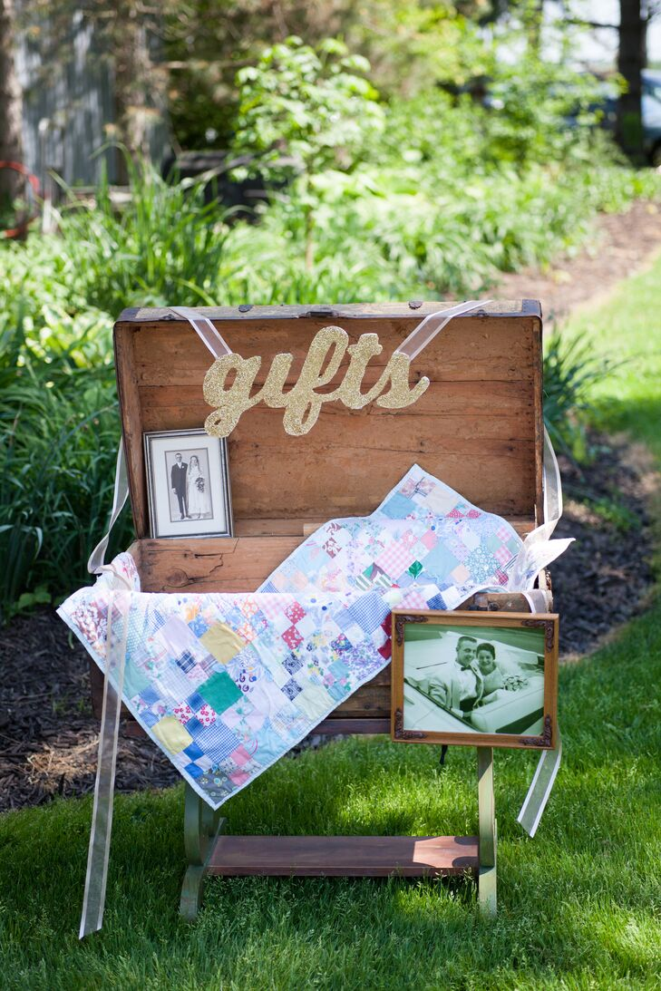 DIY Wedding Quilt