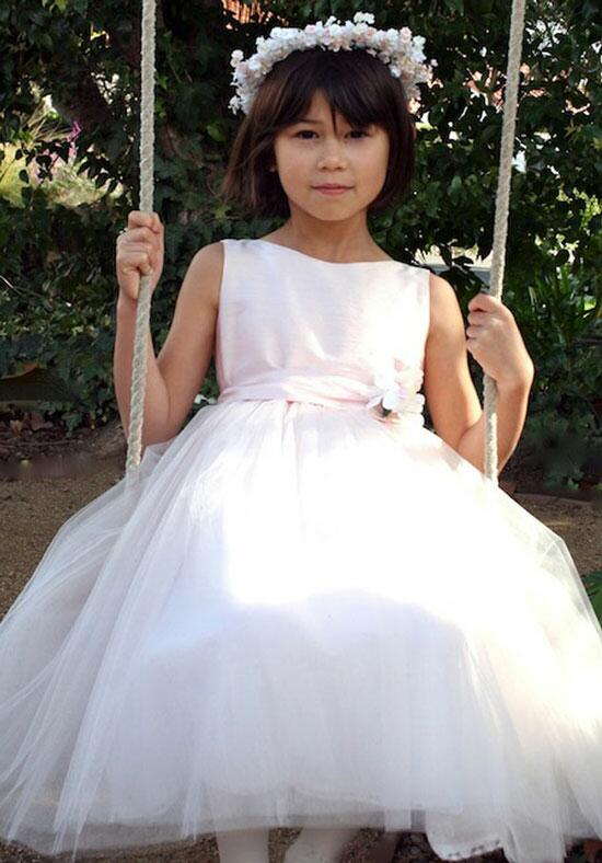Isabel Garretón Windy Flower Girl Dress photo