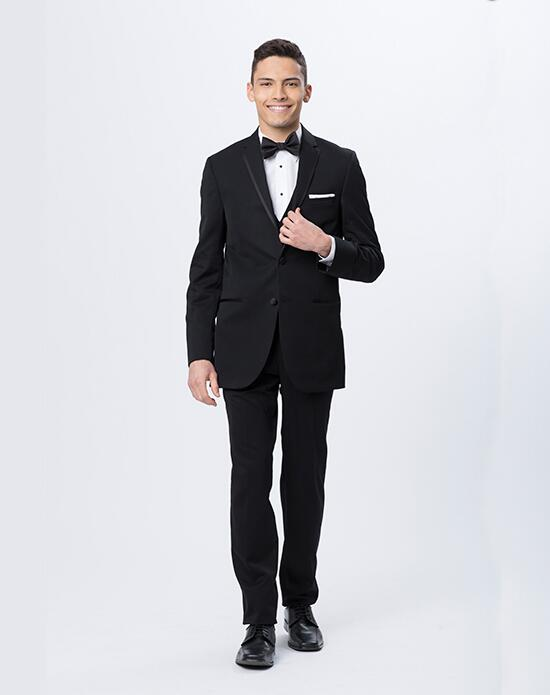 Michael Kors Michael Kors Black Tux Wedding Tuxedos + Suit photo