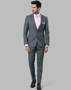 Menguin Steel Gray Suit Gray Tuxedo