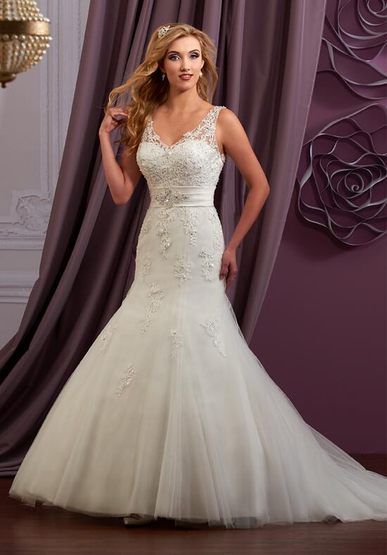 1 Wedding by Mary's Bridal 3Y619 Wedding Dress photo