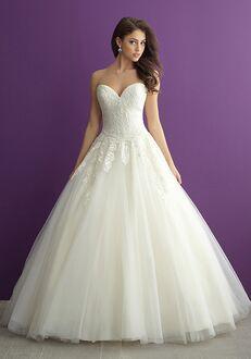 Allure Romance 2961 Ball Gown Wedding Dress