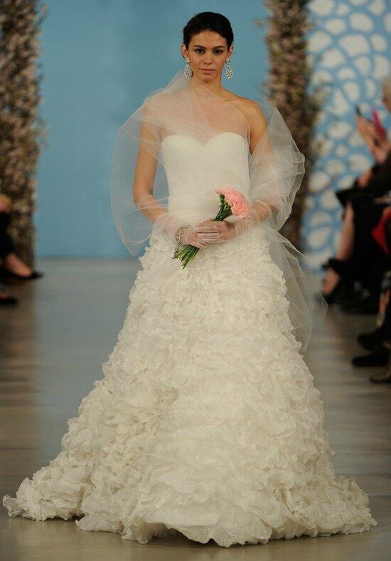 Oscar de la Renta Bridal 2014 Look 25 Wedding Dress photo