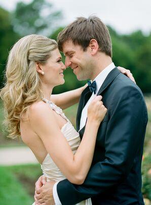 Katie and Nick at Minneapolis Wedding