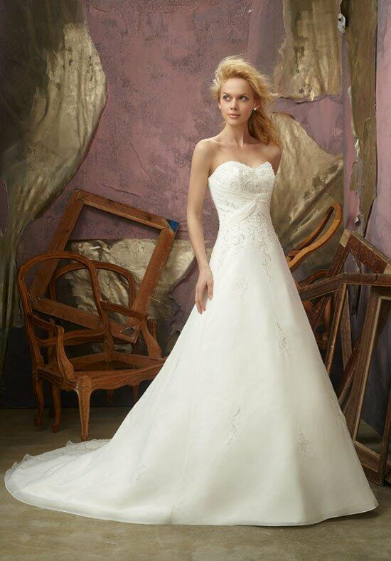 Mori Lee by Madeline Gardner 2105 Wedding Dress photo