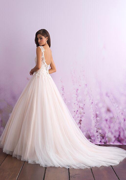 Allure Romance 3107 Ball Gown Wedding Dress