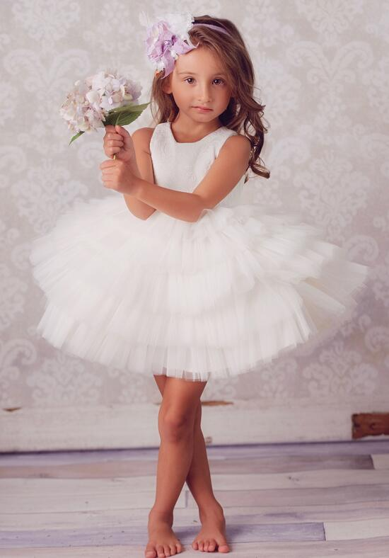 FATTIEPIE Scarlett Flower Girl Dress photo