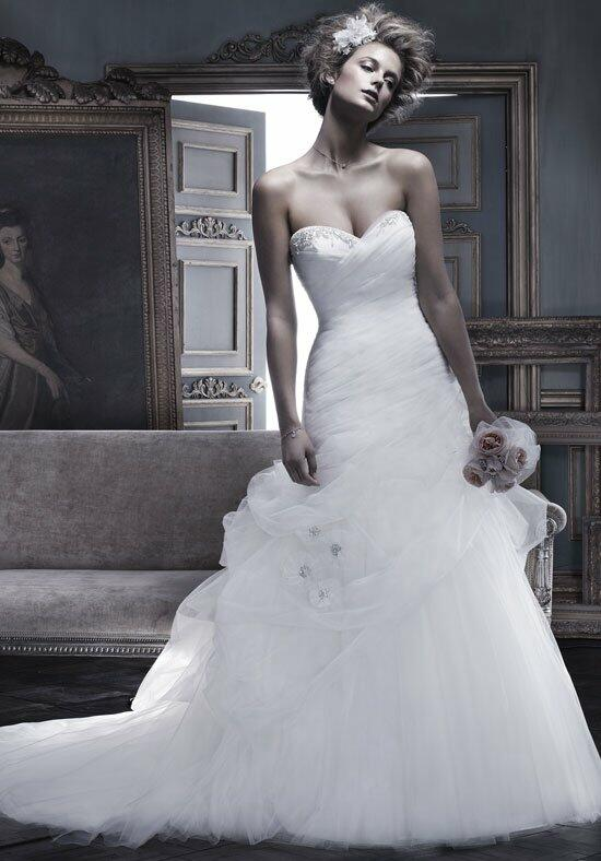 Cb couture b059 wedding dress the knot for Cb couture wedding dresses