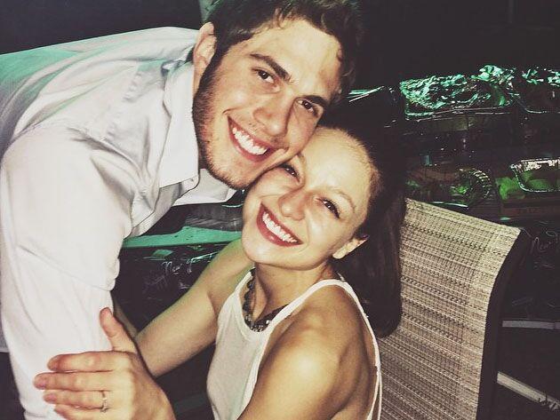 Glee Costars Melissa Benoist And Blake Jenner Secretly Got Married