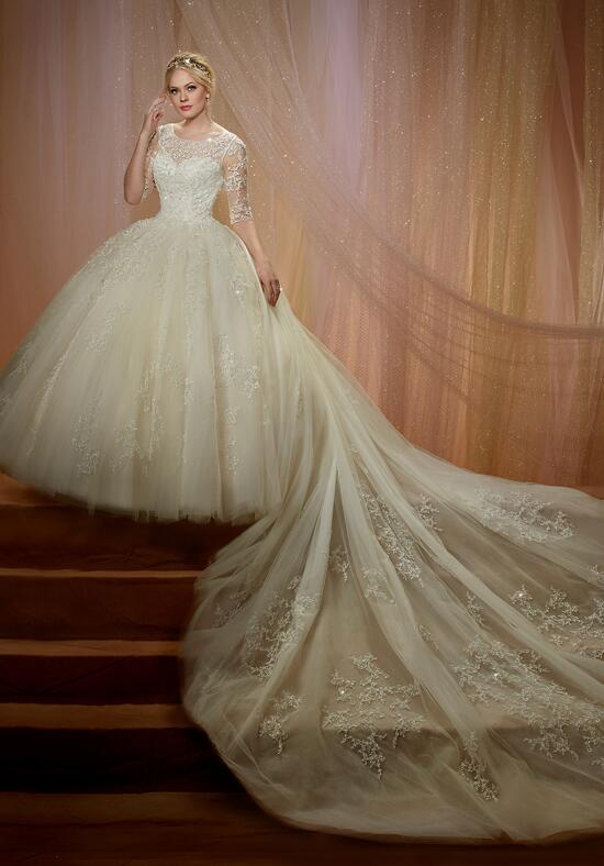 1 Wedding by Mary's Bridal 6459 Wedding Dress photo