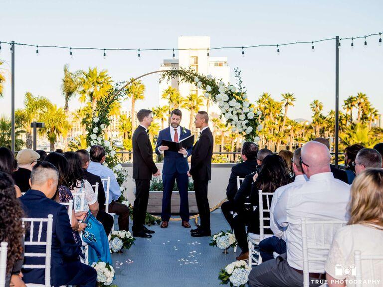 San Diego wedding venue San Diego, California.