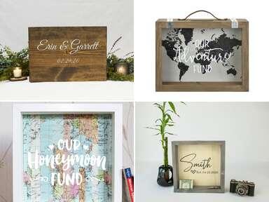 honeymoon fund boxes