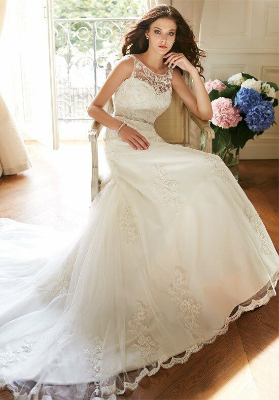 Jasmine Collection F151012 Wedding Dress photo