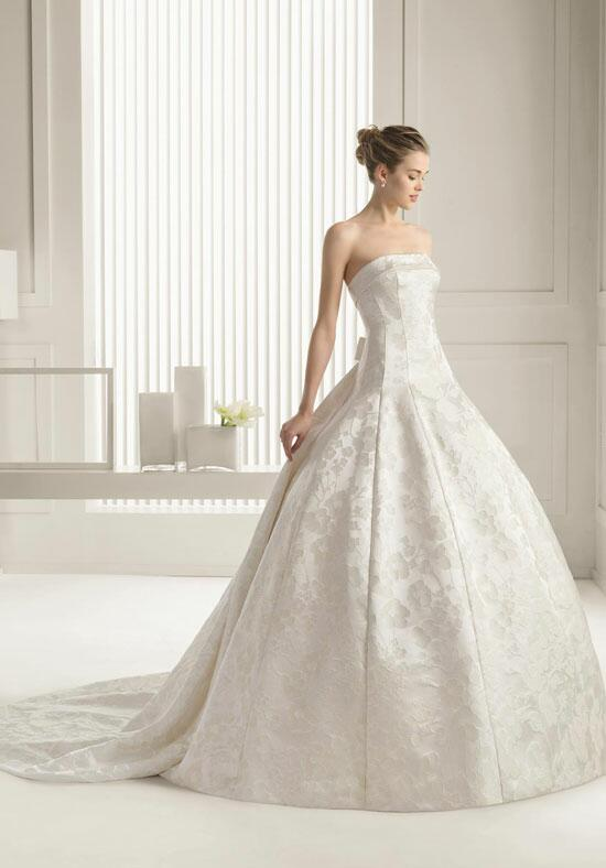 Rosa Clará Sally Wedding Dress photo