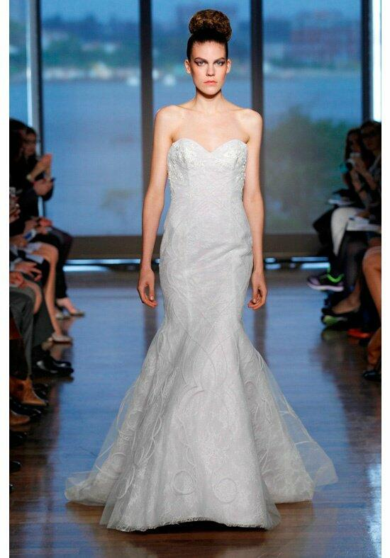 Ines di santo galia wedding dress the knot for Ines di santo wedding dresses prices