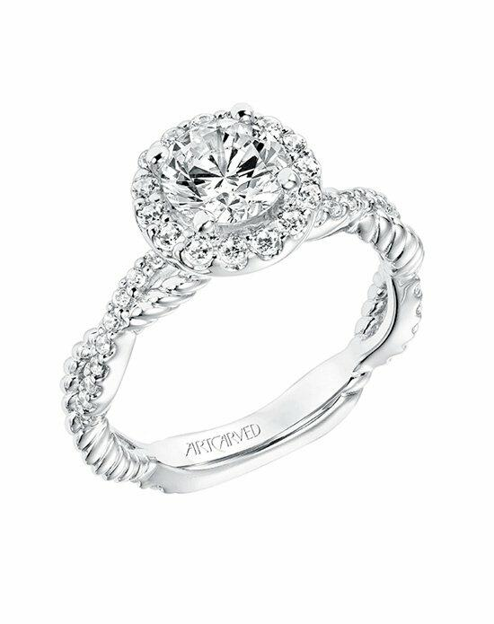 ArtCarved 31-V699ERW-E.00 Engagement Ring photo