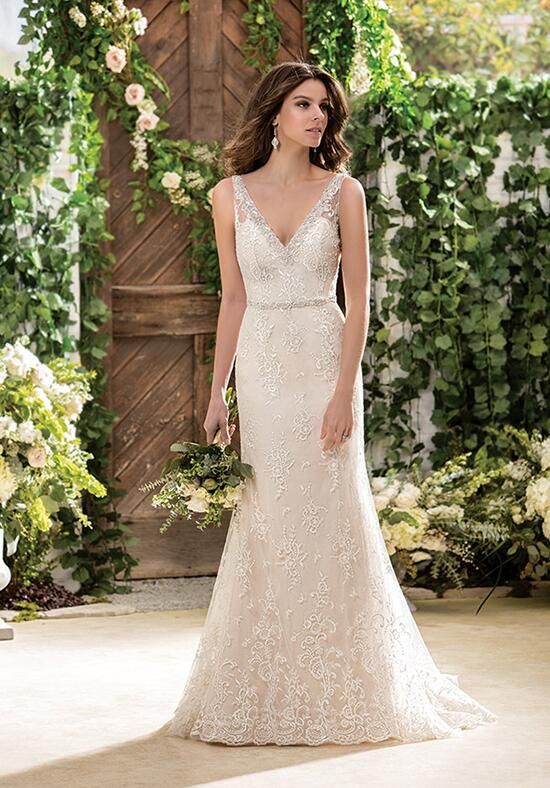 Jasmine Collection F181055 Wedding Dress photo